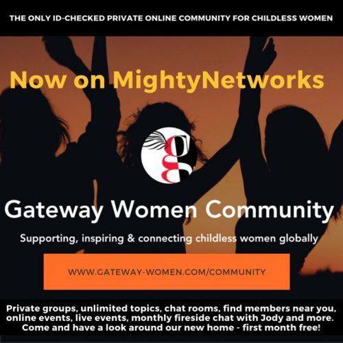 Gateway Women Online Community now on MightyNetworks